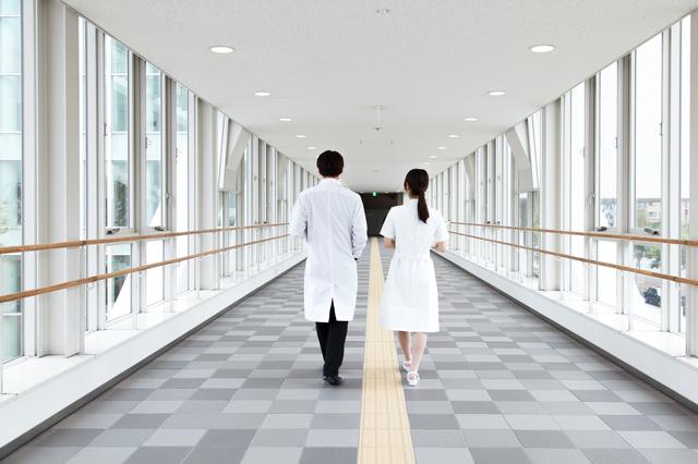 病院、医師、看護師